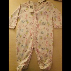 Kissy Kissy Girls Coverall